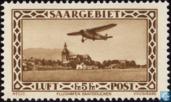 Timbres-poste - Sarre (1920-1935) - Poste aérienne
