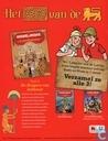 Comic Books - Willy and Wanda - De krijgers van Sekhmet