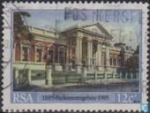 Postzegels - Zuid-Afrika - Parlementsgebouw Kaapstad 100 jaar