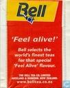 'Feel alive!'