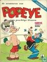 Popeye zoekt werk