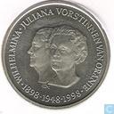 Nederland Koningin Wilhelmina en Koningin Juliana 1998