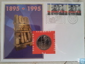 "Nederland ecubrief 1995 ""4 - 100 jaar film 1895-1995"""