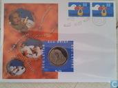 """Nederland ecubrief 1997 """"26 - Geboorte"""""""