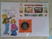"""Nederland ecubrief 1998 """"34 - Jan Jans en de kinderen"""""""