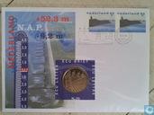 """Nederland ecubrief 1998 """"30 - Nederland Waterland"""""""