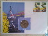 """Nederland ecubrief 1999 """"35 - 100 jaar vogelbescherming"""""""