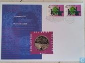 """Nederland ecubrief 1997 """"24 - Franz Schubert"""""""