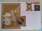 """Nederland ecubrief 1998 """"32 - De gouden koets"""""""