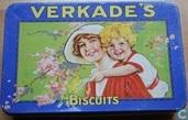 Verkade's Biscuits - Moeder met kind
