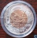 """Penningen / medailles - Fantasie munten - Nederland 10 euro 1998 """"M.C. Escher"""""""