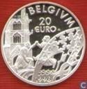 België 20 euro 1996