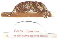 Panter Cigarillos (rode tekst achterop)