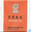 Theezakjes en theelabels - China Tea Co., LTD - Jasmine Tea