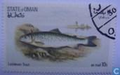 Postzegels - Oman (State of) - Cinderella - Vis