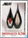 Postzegels - Monaco - Grand Prix ASCAT