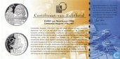 """Penningen / medailles - Fantasie munten - Nederland 20 euro 1996 """"Constantijn Huygens"""" (zonder gehaltesymbool)"""