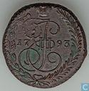Rusland 5 kopeken 1793 (EM)