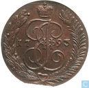 Rusland 5 kopeken 1793 (AM)