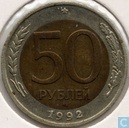 Rusland 50 roebel 1992 (MMD)