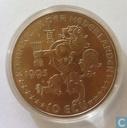 """Penningen / medailles - ECU penningen - Nederland 10 ecu 1995 """"50 jaar Bevrijding"""""""