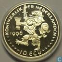 """Penningen / medailles - ECU penningen - Nederland 10 ecu 1996 """"Jacob van Campen"""""""