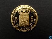 10 gulden 1842 * replica