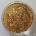 "Penningen / medailles - ECU penningen - Nederland 25 ecu 1995 ""Grotius"""