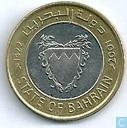 Bahrein 100 fils 2001 (AH1422)