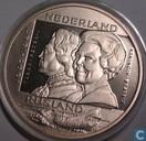 "Penningen / medailles - ECU penningen - Nederland 10 ecu ""300 jaar Nederland-Rusland"""