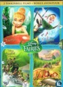 DVD / Video / Blu-ray - DVD - 3 Tinkerbell films + bonus avontuur