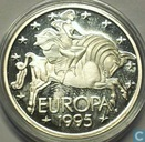 Europa euro-ecu 1995 (zilver)