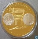 """Luxemburg 1 euro 2002 """"Eerste slag van de Eurolanden"""""""