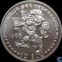 "Nederland 10 ecu 1998 ""Willem Drees"""