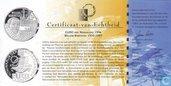 """Penningen / medailles - Fantasie munten - Nederland 50 euro 1996 """"Willem Barentsz"""""""