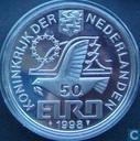 "Penningen / medailles - Fantasie munten - Nederland 50 euro 1998 ""Maarten Harpertszoon Tromp"""