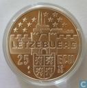 "Luxemburg 25 ecu 1993 ""Joseph Bech"""
