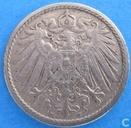 Coins - Germany - German Empire 5 pfennig 1903 (E)