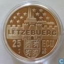 """Luxemburg 25 ecu 1995 """"Jean & Josephine-Carlotte"""""""