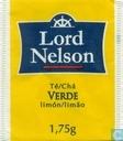 Verde  limón/limão