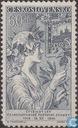 Briefmarken - Tschechoslowakei - 40 Jahre tschechoslowakischen Briefmarken