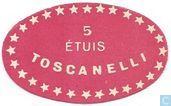 5 étuis Toscanelli