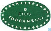 6 étuis Toscanelli