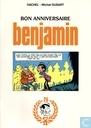 Bon anniversaire Benjamin