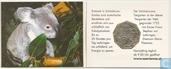 "Oostenrijk 5 euro 2002 (Koala's) ""250th Anniversary of the Schönbrunn Zoo"""