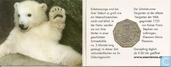 """Oostenrijk 5 euro 2002 (IJsberen  jong) """"250th Anniversary of the Schönbrunn Zoo"""""""