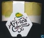 Blond white tea pear