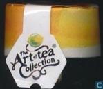 Pale green tea lemon