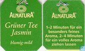 Theezakjes en theelabels - Alnatura -  4 Grüner Tee Jasmin