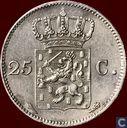 Munten - Nederland - Nederland 25 cent 1826 U
